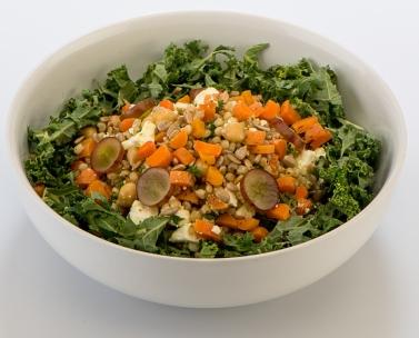 Morroccan Sorghum Salad